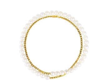 PEARL BOX NECKLACE