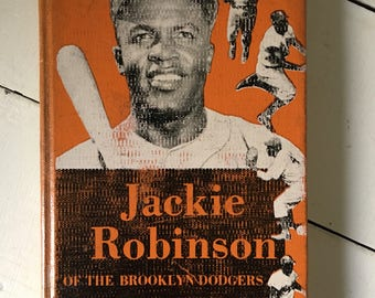 Jackie Robinson school book