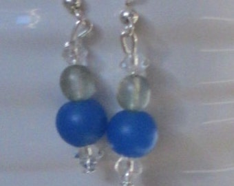 Sky Blue Earrings