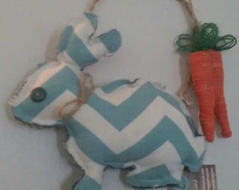 Stuffed Bunny Decor (3 variations)
