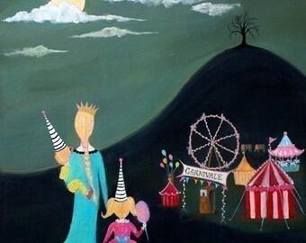 Strange Beautiful Lady - Carnivale