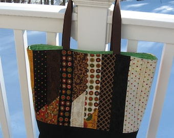 Large Fall Tote Bag