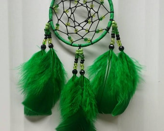 "Dreamcatcher 2.75 ""-JAIAWEL Handmade Crafts. Car rearview mirror."
