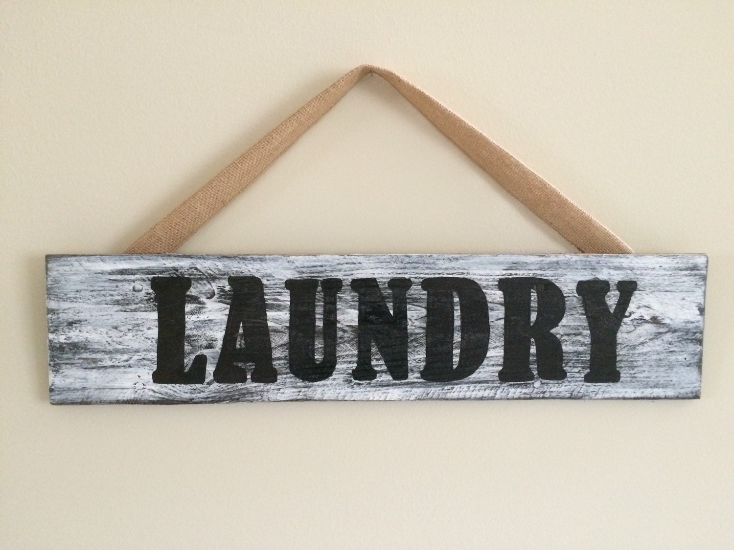 Wooden Laundry Sign Laundry Sign  Laundry Pallet Sign  Wood Laundry Sign