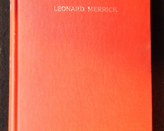 The Man Who Understood Women by Leonard Merrick, 1st Edition
