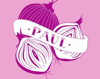 Paul Onions Print