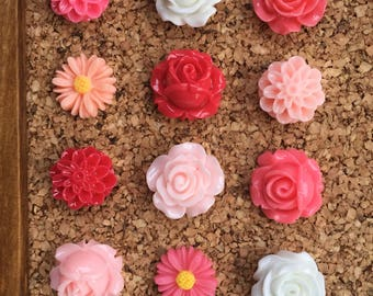 Decorative Tacks, Pushpins, Gifts under 10, Decorative Push Pins, Decorative Thumb Tacks Sets, Gifts for Friends, Thumbtacks, Teen Girl Gift