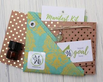 Pearl Drop Necklace Manifest Kit