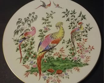 Royal Worcester- The Collector Series-Fabulous Birds