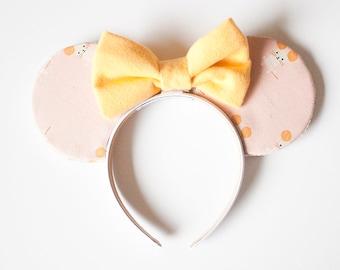 Cute Japanese Mouse Ears