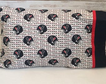 Houston Texans pillowcase