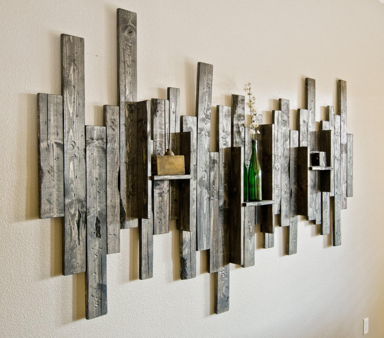display shelf decorative wall art