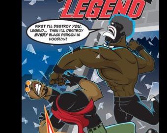 Urban Legend #2 Journal Cover