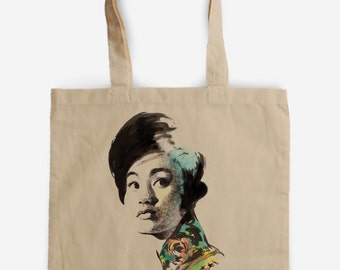 """Tote Bag """"In the mood for love"""" - Tribute to Wong Kar Wai"""