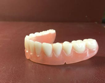 Custom denture impression kit ultra thin full lower denture semi rigid as display solutioingenieria Image collections