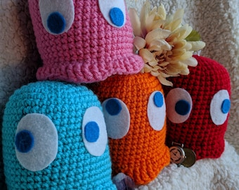 Pac-Man Ghost Group