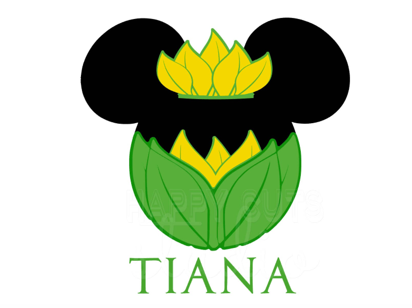 Tiana minnie mouse disney vacation princess and the frog zoom biocorpaavc