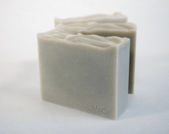 Eucalypmint | All Natural Soap | Essential Oil Soap | Fatty's Soap Co. | Cold Process Soap