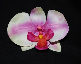 Orchid Flower PinUp Hair Clip - Buy 3 Items, Get 1 Free