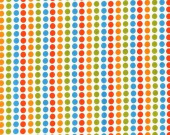 1 Fat Quarter of Remix Bermuda Chain Dot by Ann Kelle for Robert Kaufman