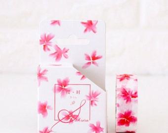 Sakura Tape Washi Tape Masking Tape Planner Stickers Scrapbooking Stickers