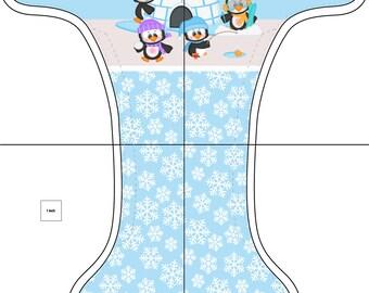 Pre-order layer pinguin