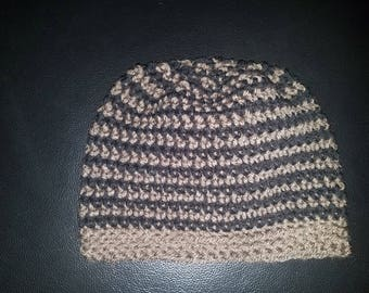Handmade hat for boy