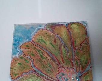 "Artwork ""Tangerine Dreams"""