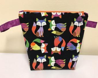 Foxes medium bag