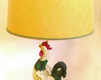 dsc ceramic ebth items rooster vintage ixlib rb lamp
