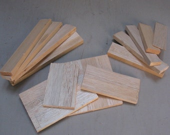 Balsawood - Wood - Balsa - Model wood