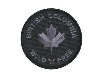 British Columbia Wild & Free