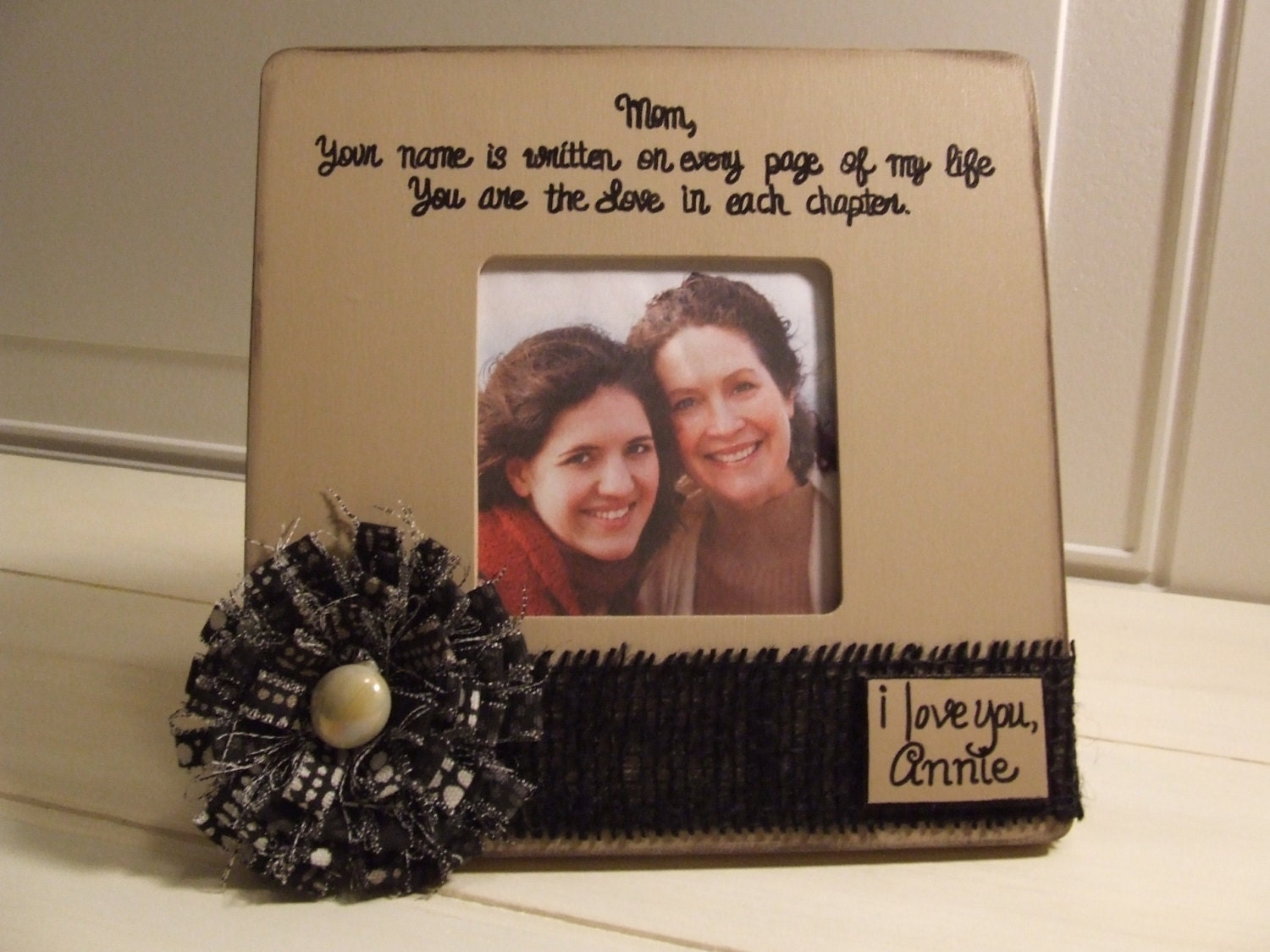 zoom - Mother Picture Frame