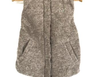 Rare Arnold Palmer wool vest