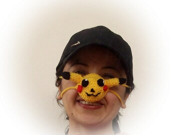 Pikachu Nose Warmer