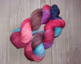 Enigma Hand Painted Yarn
