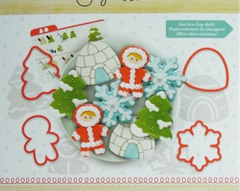 Winter Sugarbelle Cutter Set