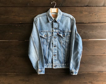 Vintage 90s Levi's Denim Jacket