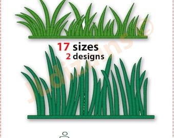 Grass Embroidery Design. Grass machine embroidery design. Embroidery designs grass. Grass embroidery. Grass. Machine embroidery design.