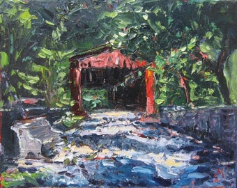 Wissahickon - Covered Bridge