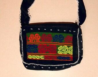 HANDBAG Kuchi Tribal Hobo BellyDance ATS Costume Handmade Kuchi Tribe 765d5
