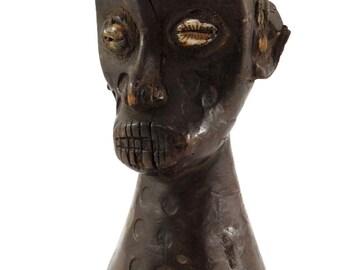 Lega Warega Miniature Bust Congo African Art 121213