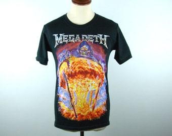 Authentic Megadeth T-Shirt
