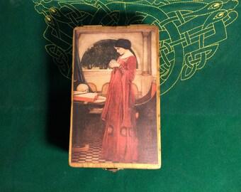 Sorceress tarot box