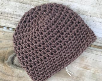 A Super Soft Beanie for Baby
