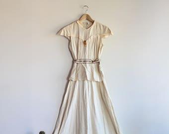 PHARRAH - maxi festival dress
