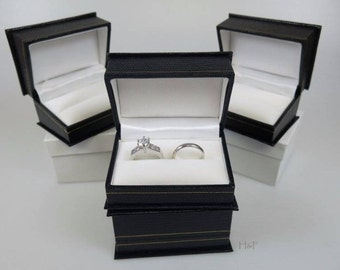 Luxury ring box Etsy