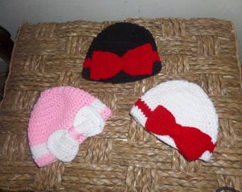 Crochet Baby Hat.