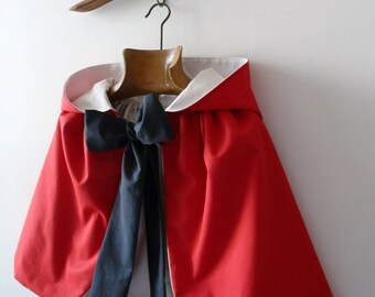 From riffifi at fairies: the little Red Riding Hood Cape!  from 2 years, the little red ridding hood...