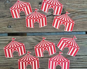Circus Birthday - Carnival Tents - Circus Tents - Carnival Decor - Circus Decor - Carnival Party Theme - Circus Party Theme